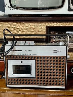 Vintage Radio Teleton TCR-25 OL