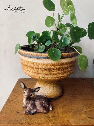 Grote vintage plantenpot