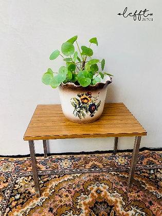 Stoer tafeltje