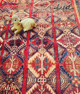 Vintage perzisch tapijt