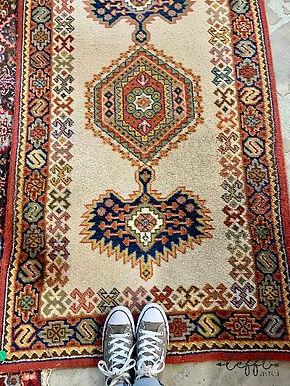 Vintage Perzische Loper