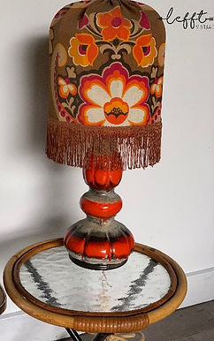 Retro lamp sixties Hustadt Leuchten