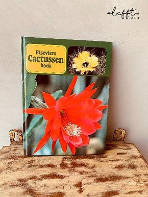 Elseviers cactussen boek
