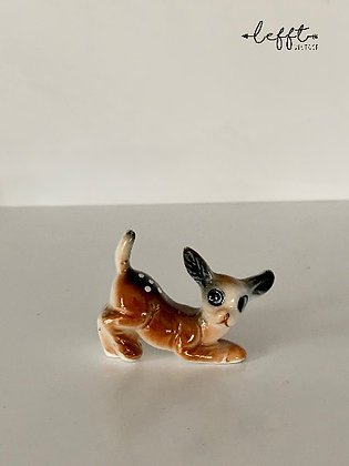 Mini Bambi beeldje