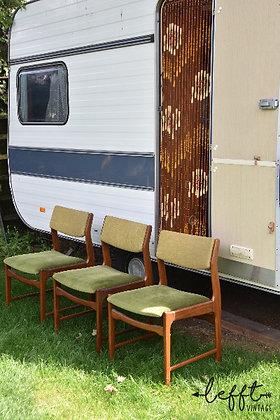 Retro jaren 60/70 stoelen