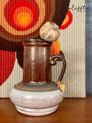 Vintage vaas Strehla  GDR 9011