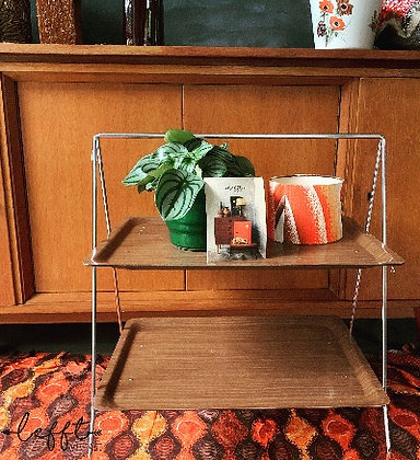 Vintage trolley/ side table