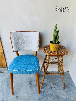 "Vintage ""keuken"" stoel"