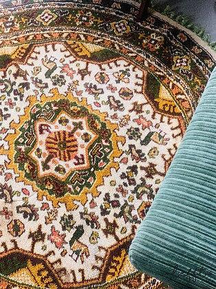 Rond perzisch kleed