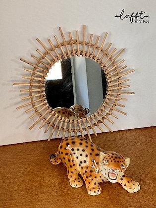 Rotan Zonnen Spiegel