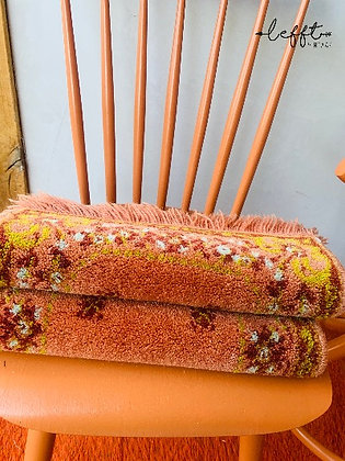 Perzische loper terra kleur