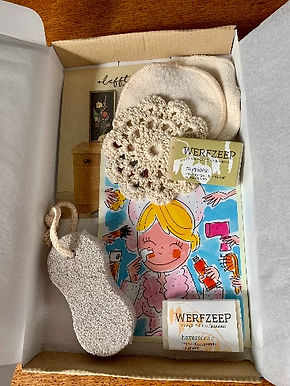 Cadeaupakket 'Eco vintage'