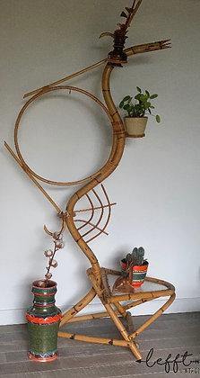 Rohe Noordwolde Rotan plantenstandaard