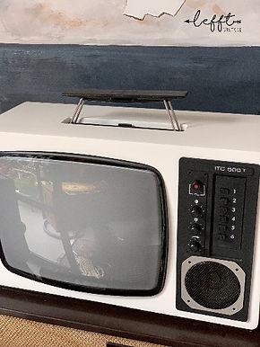 Vintage Jaren 60 Televisie