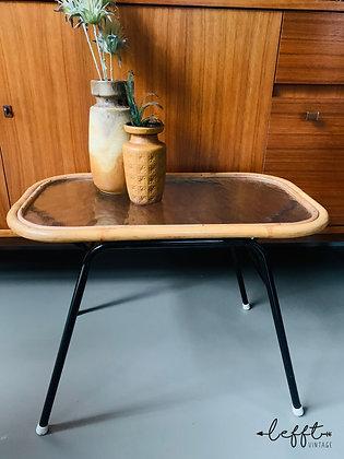 Rohe vintage rotan tafel