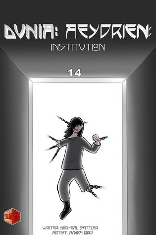 Dunia: Aydrien - Institution 14 Comic Book