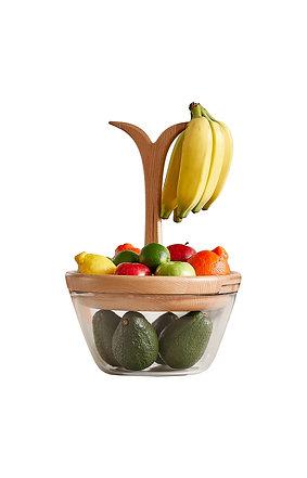 """The Harvest"" Fruit Tree Bowl - Beech Wood"