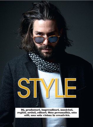 Vogue L'uomo, Men of style