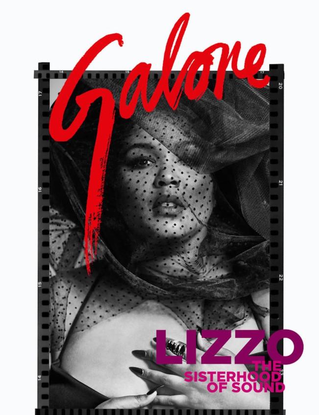 Galore Magazine, Lizzo