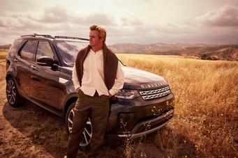 Range Rover, Laird Hamilton and Gabby Reece