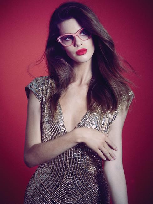 Vogue Italia, Luxottica
