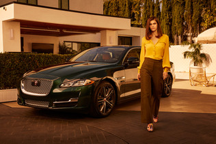Jaguar XJS Campaign