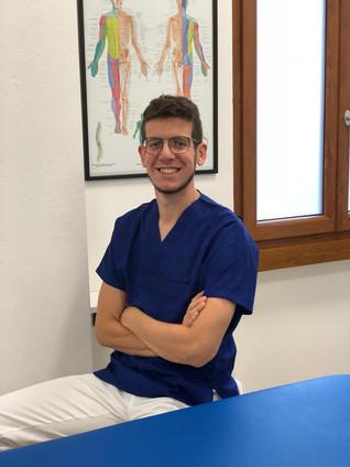 Osteopata Nicola Pezzini