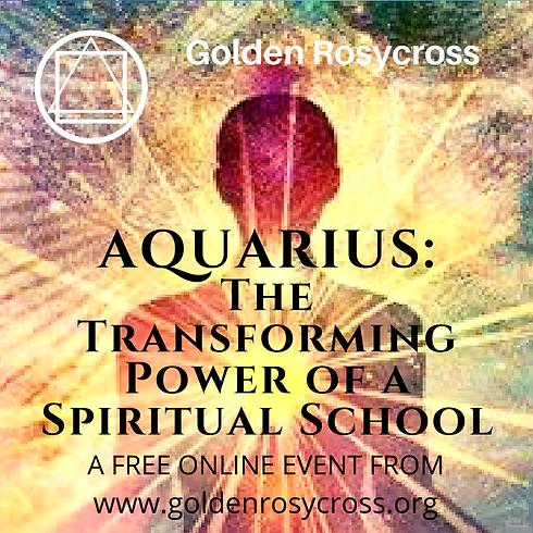 Aquarius: The Transforming Power of A Spiritual School - Asia/Pacific