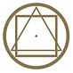 Symbol Golden Rosycross small.png