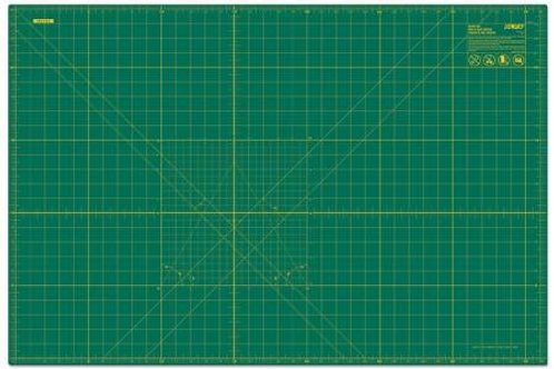 Cutting Mat with Grid 24in x 36in - Olfa Brand