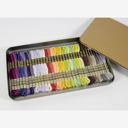 DMC New Colours Collector Tin
