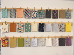 fat quarter wall