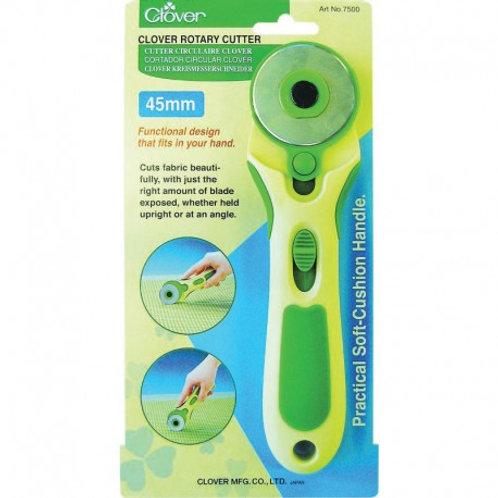 Rotary Cutter 45mm Clover Brand