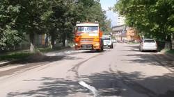 Мойка дорог 5-я Борисовская 1