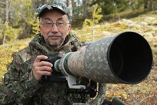 A director - cameraman Sergey Tsikhanovi