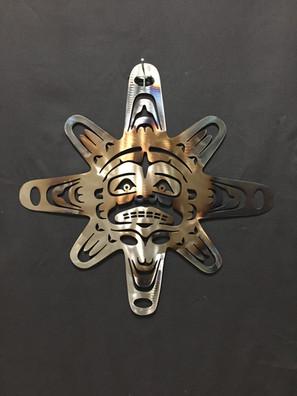 Metal Art - Sun