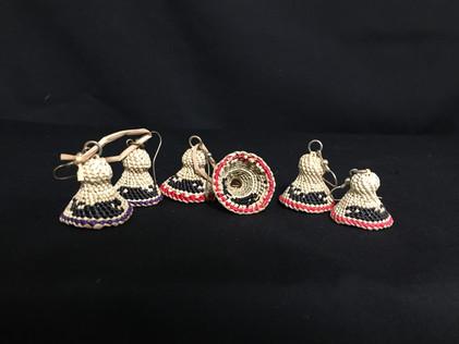 Weaved Earrings