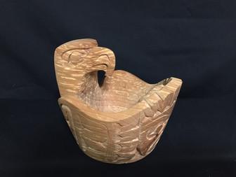 Eagle Bowl with Sea Chief
