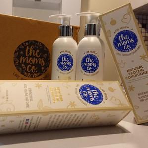 Natural Protein Shampoo & Conditioner for All Season's