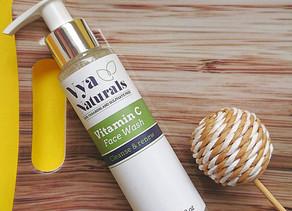 Vitamin C Face Wash by Vya Naturals