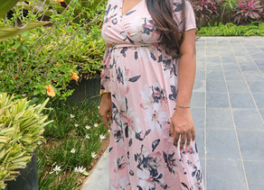 "PINK BLUSH - ""Floral &Wrap Dresses"" + {a GIVEAWAY!}"