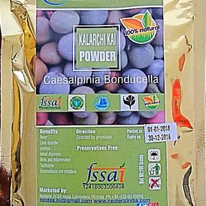 Organic way to treat PCOS and Thyroid by using Caesalpinia Bonducella(Kalarchikai)