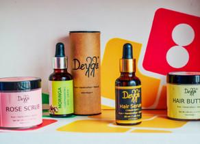 'Deyga Organics' - 100% Handcrafted All type skincare!