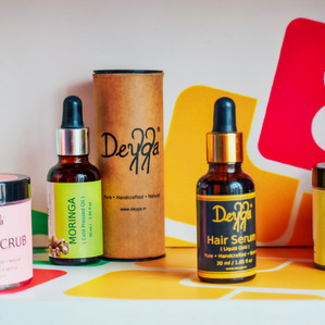 'Deyga Organics' - 100% Handcrafted All type skincare!
