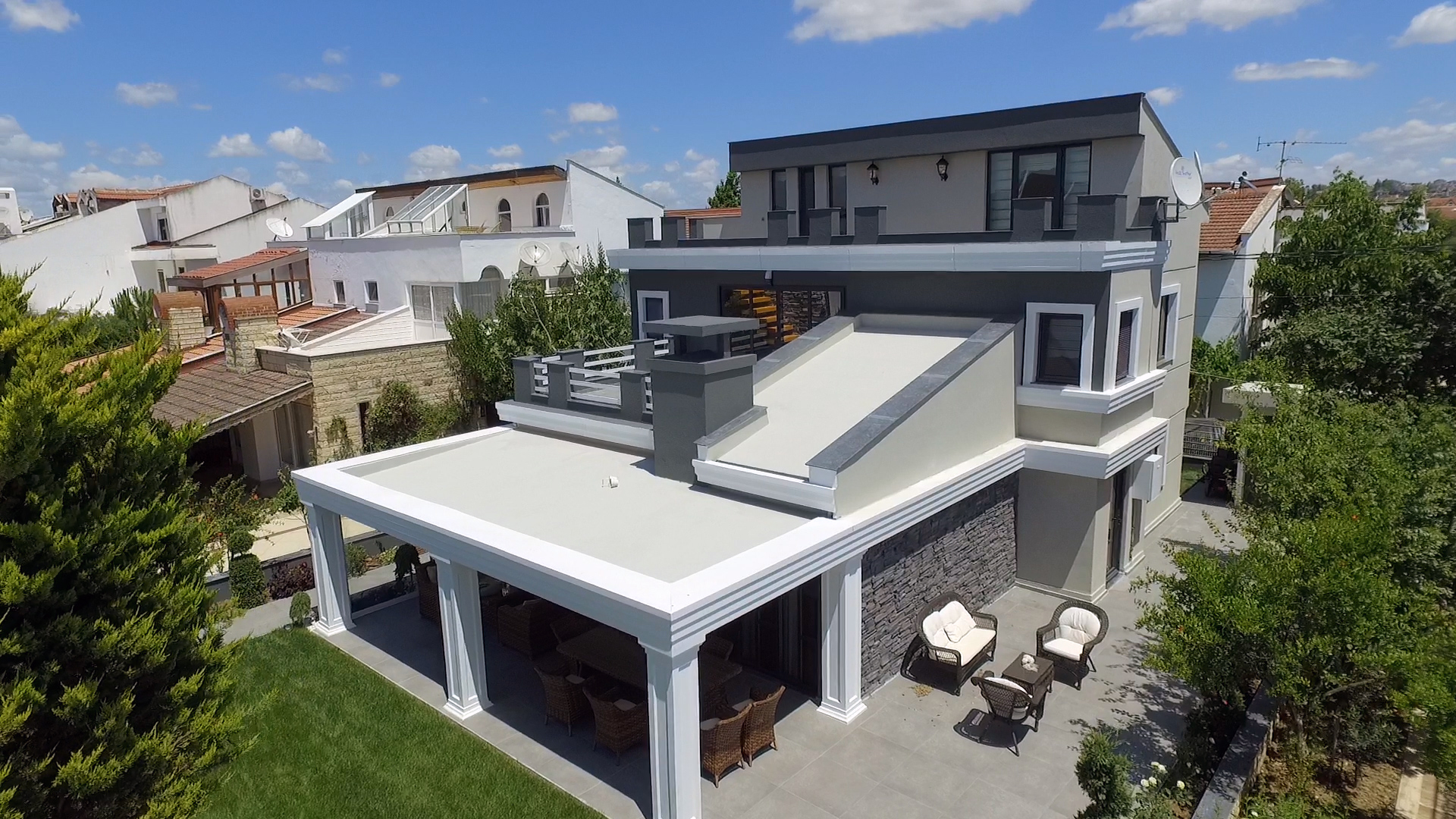 Villa Design Turkey