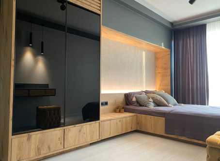 Home Design I design and implementation İbrahim Yılmaz I Bedroom