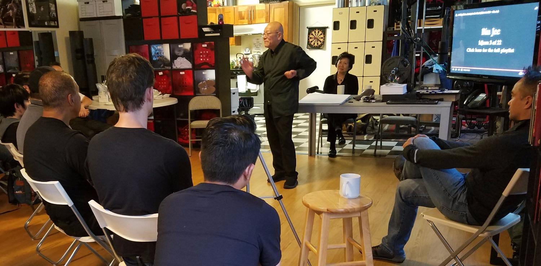 San Francisco Seminar 2017