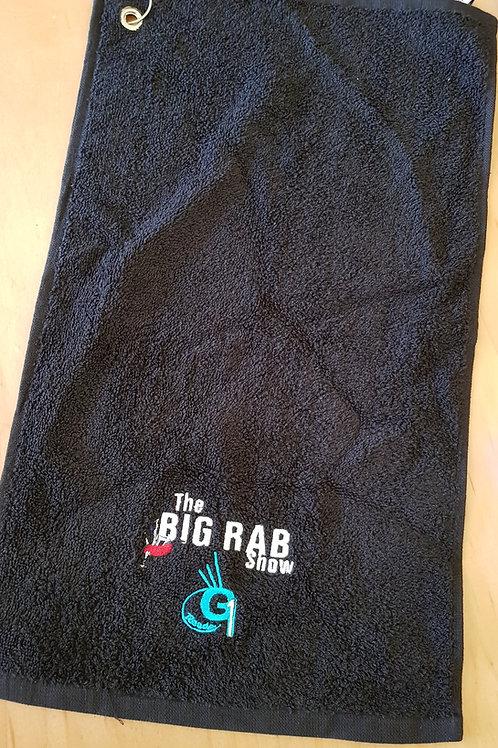2019 Big Rab Show Hand Towel