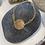 Thumbnail: Bracelet 2frs maille trombone