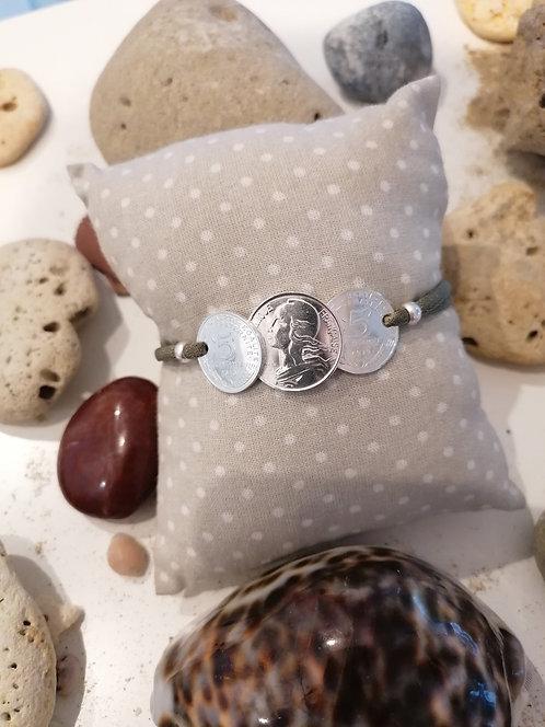 """Bracelet """" Céline """" Argent"""